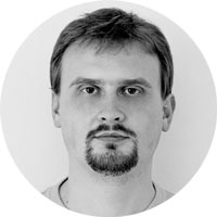 Stanislav Pepeliaev from Belarus, Senior Researcher
